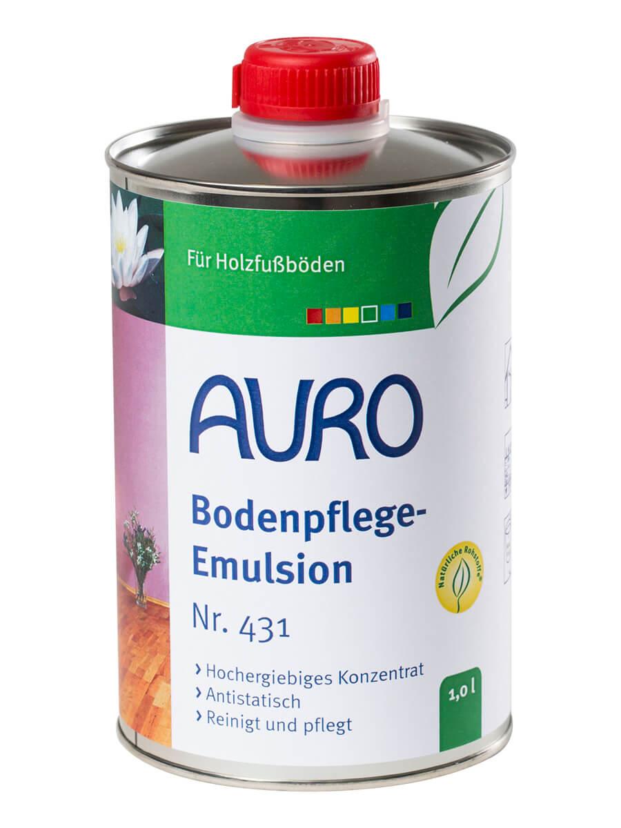 AURO Bodenpflege-Emulsion Nr. 431 - 1,0 L