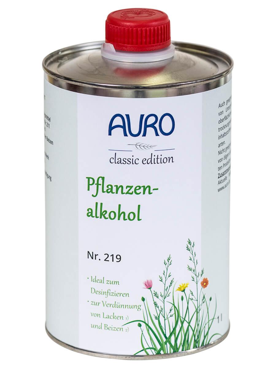 AURO Pflanzenalkohol Nr. 219 - 1,0 L