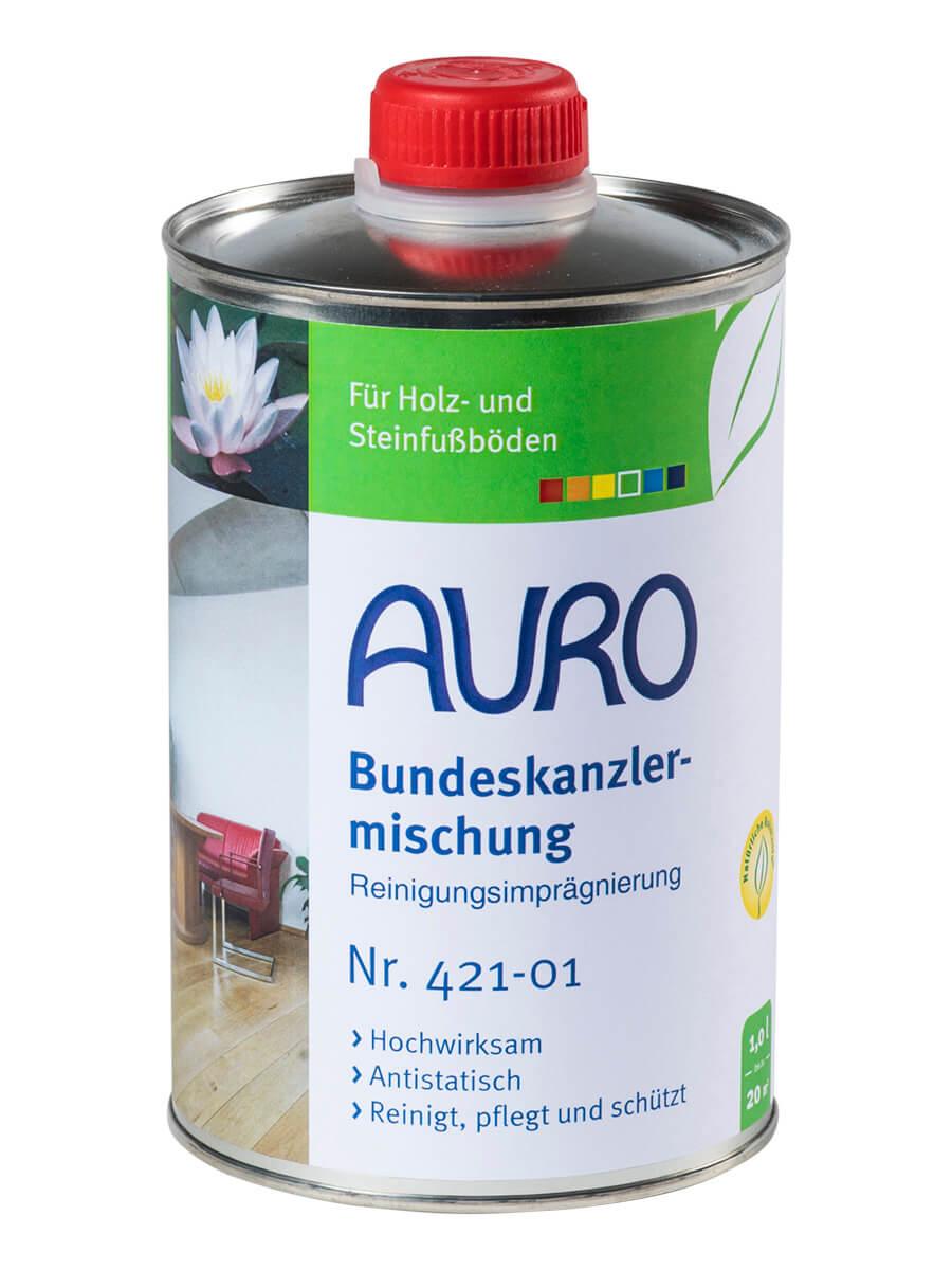 AURO Bundeskanzlermischung Reinigungsimprägnierung Nr. 421-01 - 1 L