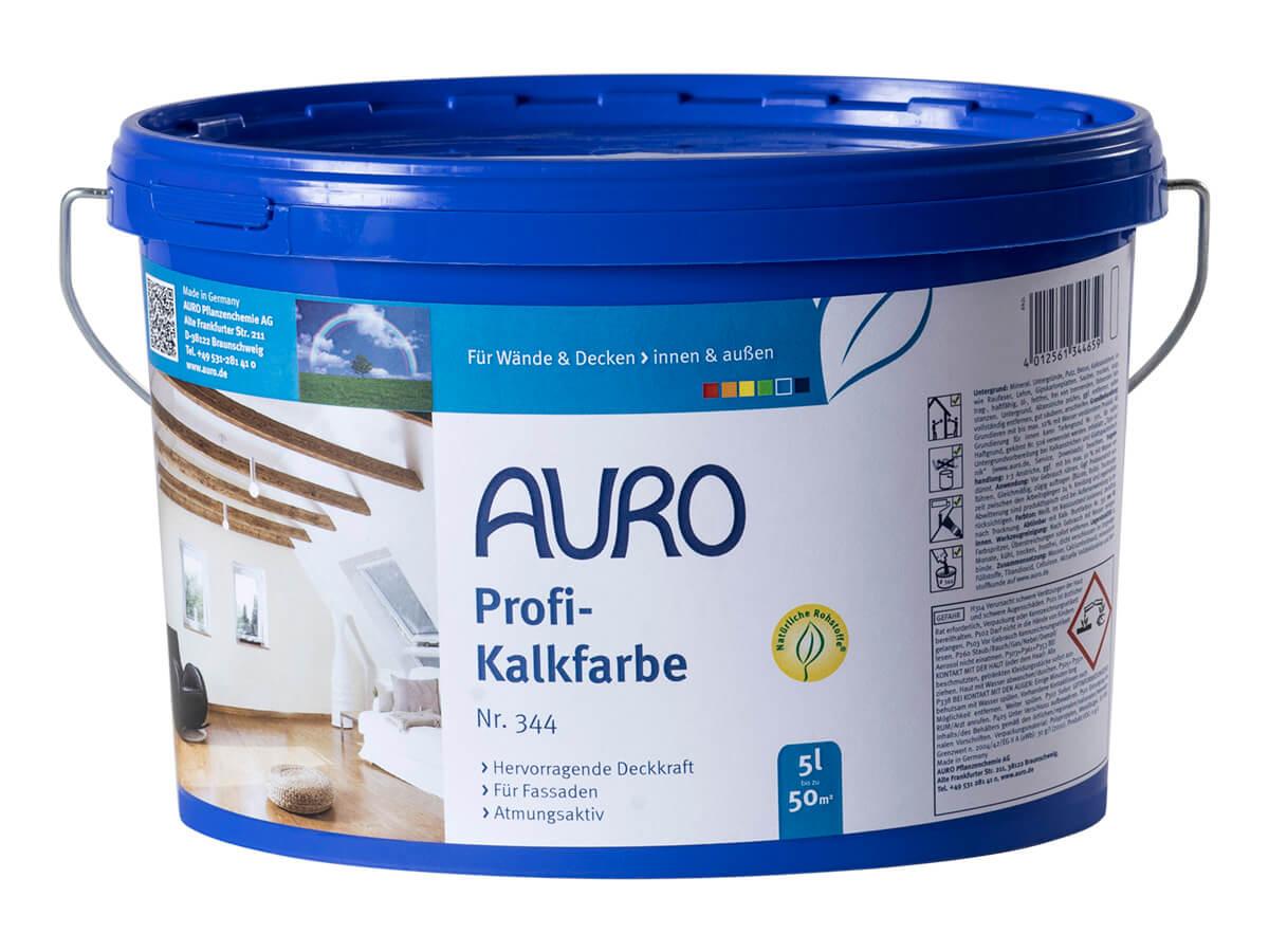 AURO Ecolith Außen-Kalkfarbe 343