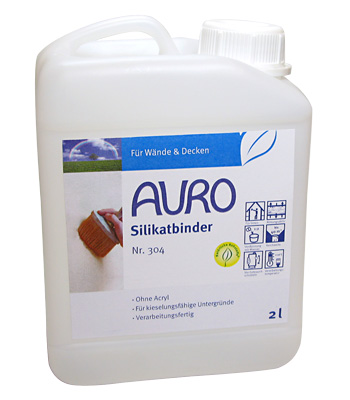 AURO Silikatbinder Nr. 304 - 2 L